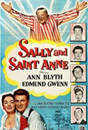 Sally and Saint Anne Poster