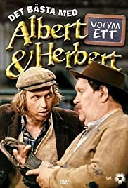 Albert & Herbert Poster - TV Show Forum, Cast, Reviews