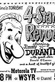 All Star Revue Poster
