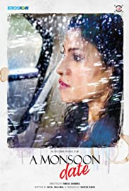 A Monsoon Date Poster