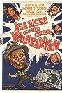 Åsa-Nisse och den stora kalabaliken (1968) Poster