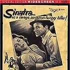 Frank Sinatra, Sterling Hayden, and Nancy Gates in Suddenly (1954)