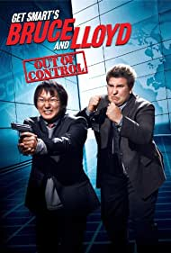 Masi Oka and Nate Torrence in Get Smart's Bruce and Lloyd Out of Control (2008)