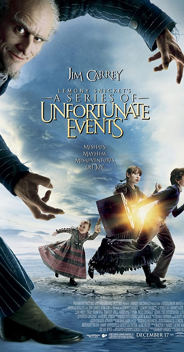 A Series of Unfortunate Events 2004