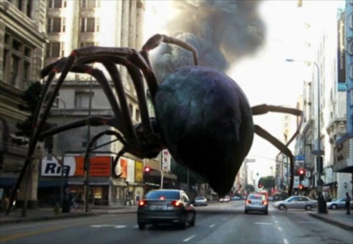 big ass spider imdb