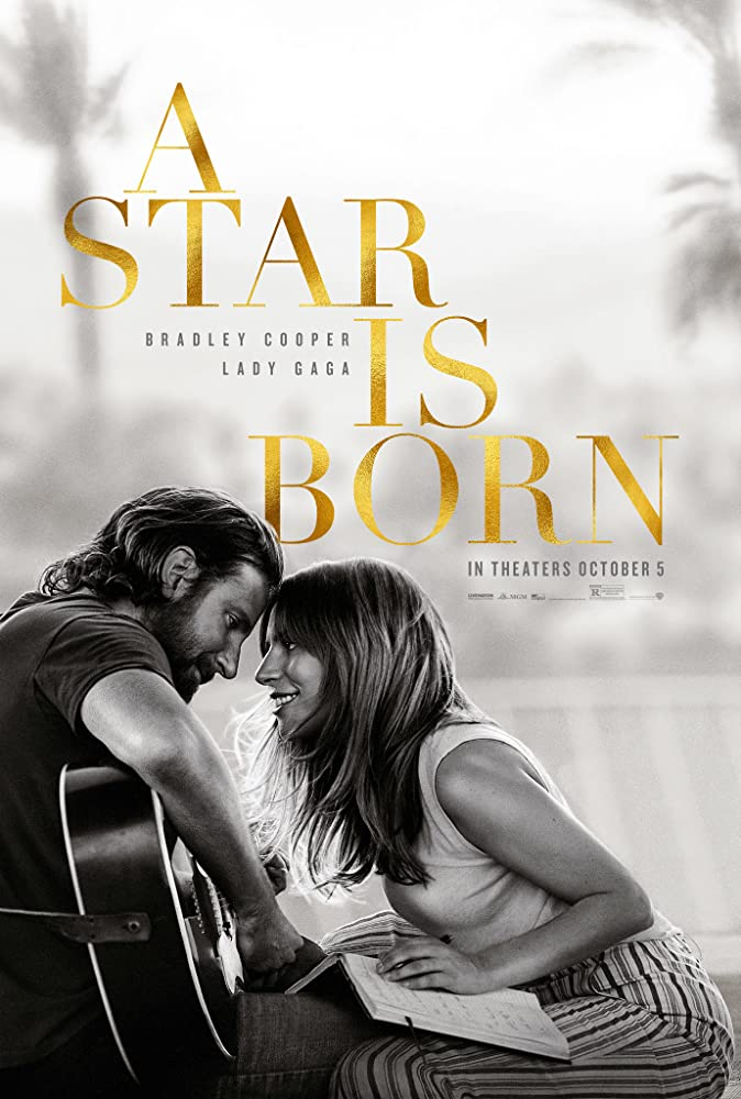 A Star Is Born (2018) English 720p HDRip 830MB