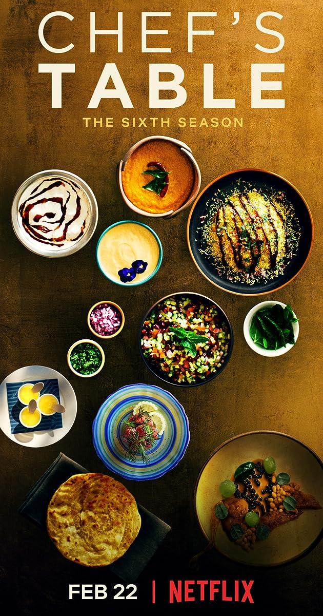 Chef S Table Tv Series 2015 Imdb