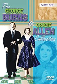 The George Burns and Gracie Allen Show (1950) Poster - TV Show Forum, Cast, Reviews