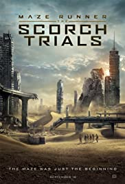 Maze Runner 2 hindi Dubbed Watch online The Scorch Trials