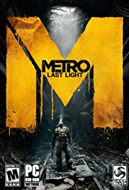 Metro: Last Light(2013) Poster - Movie Forum, Cast, Reviews