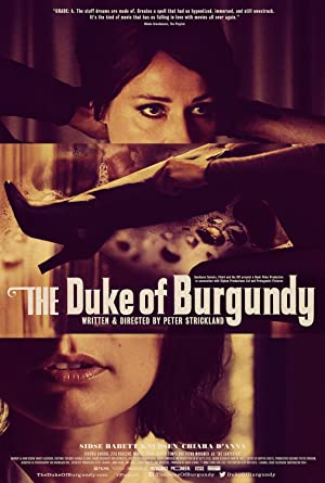 Where to stream The Duke of Burgundy