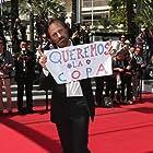 Viggo Mortensen at an event for Jauja (2014)