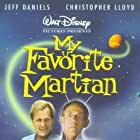 Christopher Lloyd and Jeff Daniels in My Favorite Martian (1999)