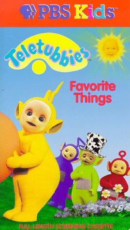 Teletabiai (1 sezonas) / Teletubbies