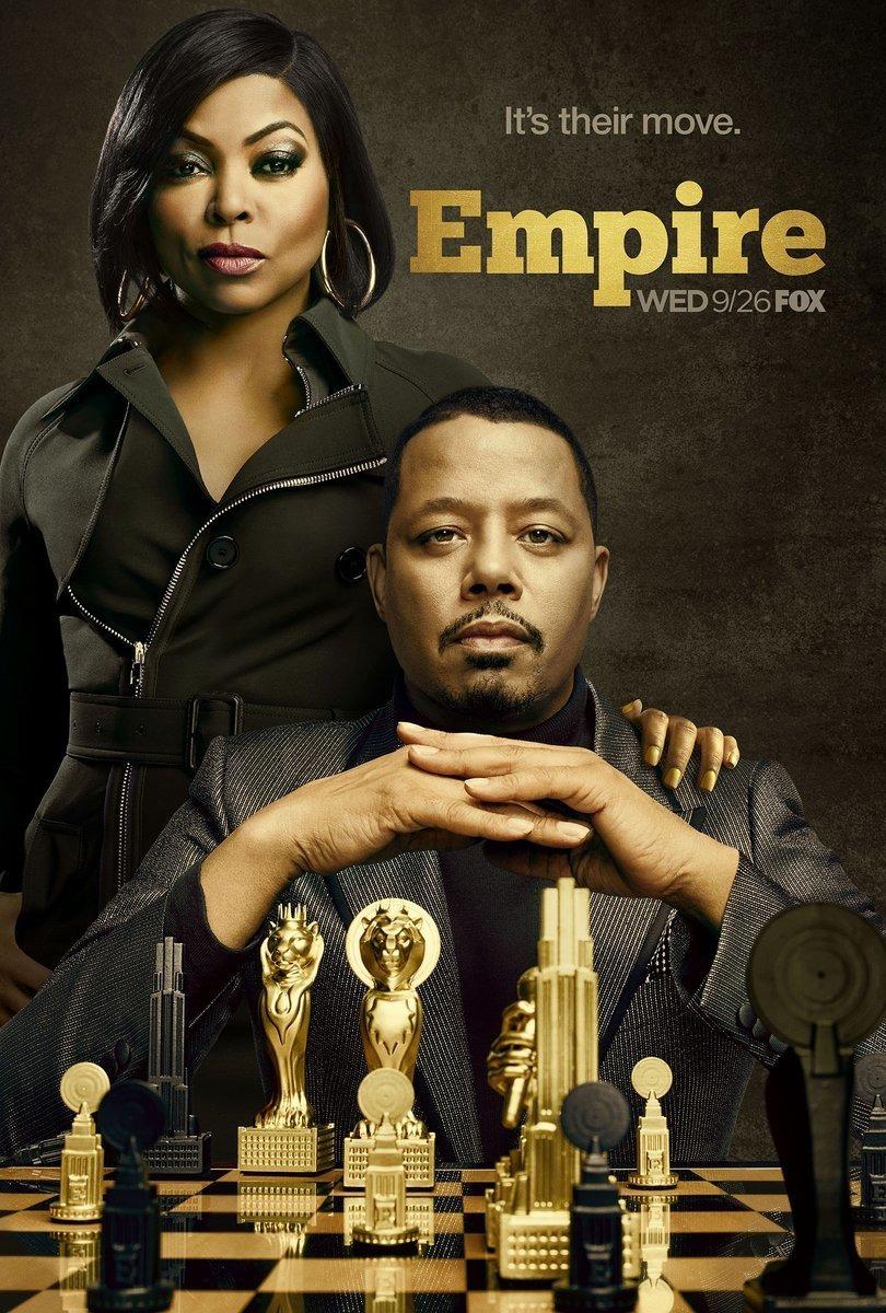 Imperija 5 sezonas