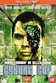 Cyborg Cop(1993) Poster - Movie Forum, Cast, Reviews