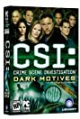 CSI: Crime Scene Investigation - Dark Motives (2004) Poster
