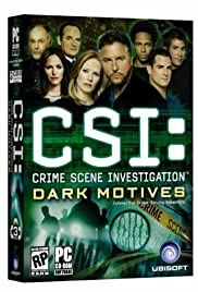CSI: Crime Scene Investigation - Dark Motives Poster