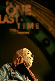 The One Last Time Poster