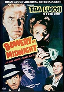 Downloads english movies Bowery at Midnight by Wallace Fox [movie]