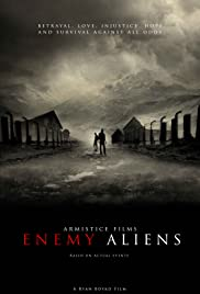 Enemy Aliens Poster