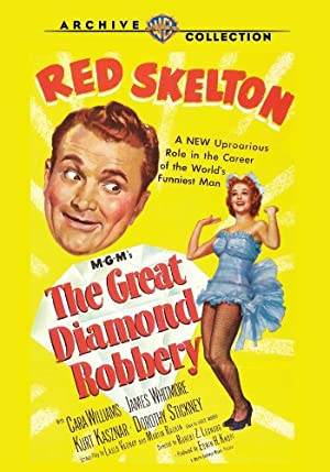Robert Z. Leonard The Great Diamond Robbery Movie