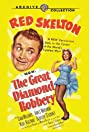 The Great Diamond Robbery (1954) Poster