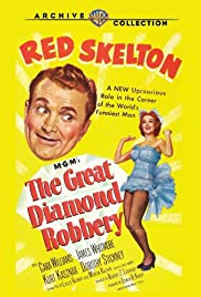 The Great Diamond Robbery (1954) Poster - Movie Forum, Cast, Reviews