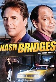 Don Johnson and Cheech Marin in Nash Bridges (1996)
