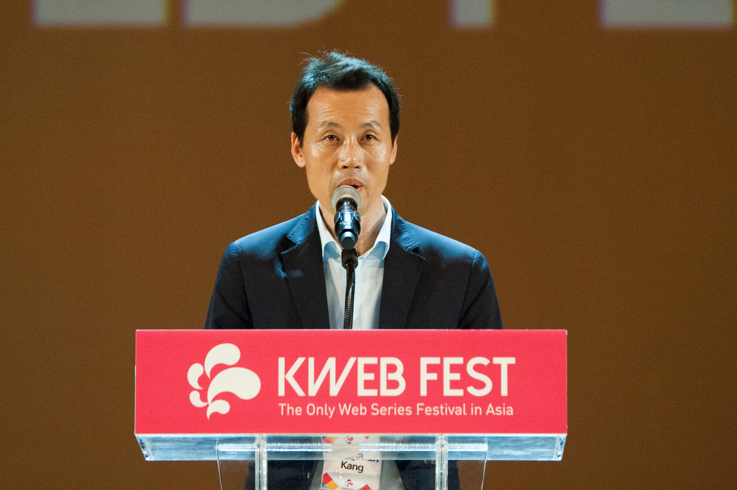 Young Man Kang, KWEB FEST 2016