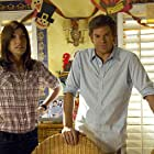 Michael C. Hall and Jennifer Carpenter in Dexter (2006)