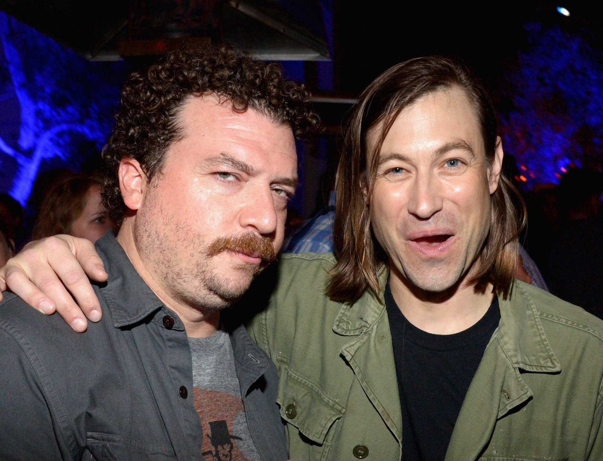 Danny McBride and Jody Hill