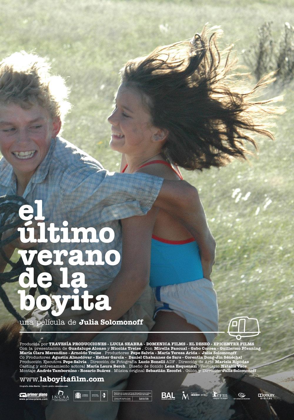 5e2d0d1adb El último verano de la Boyita (2009) - IMDb