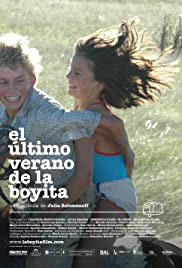 The Last Summer of La Boyita Poster