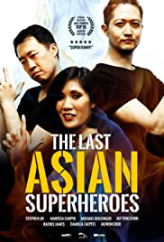 The Last Asian Superheroes Poster