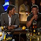 Sylvester Stallone and Sung Kang in Bullet to the Head (2012)
