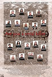 Are You a Serial Killer Poster