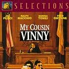 Joe Pesci, Marisa Tomei, and Fred Gwynne in My Cousin Vinny (1992)