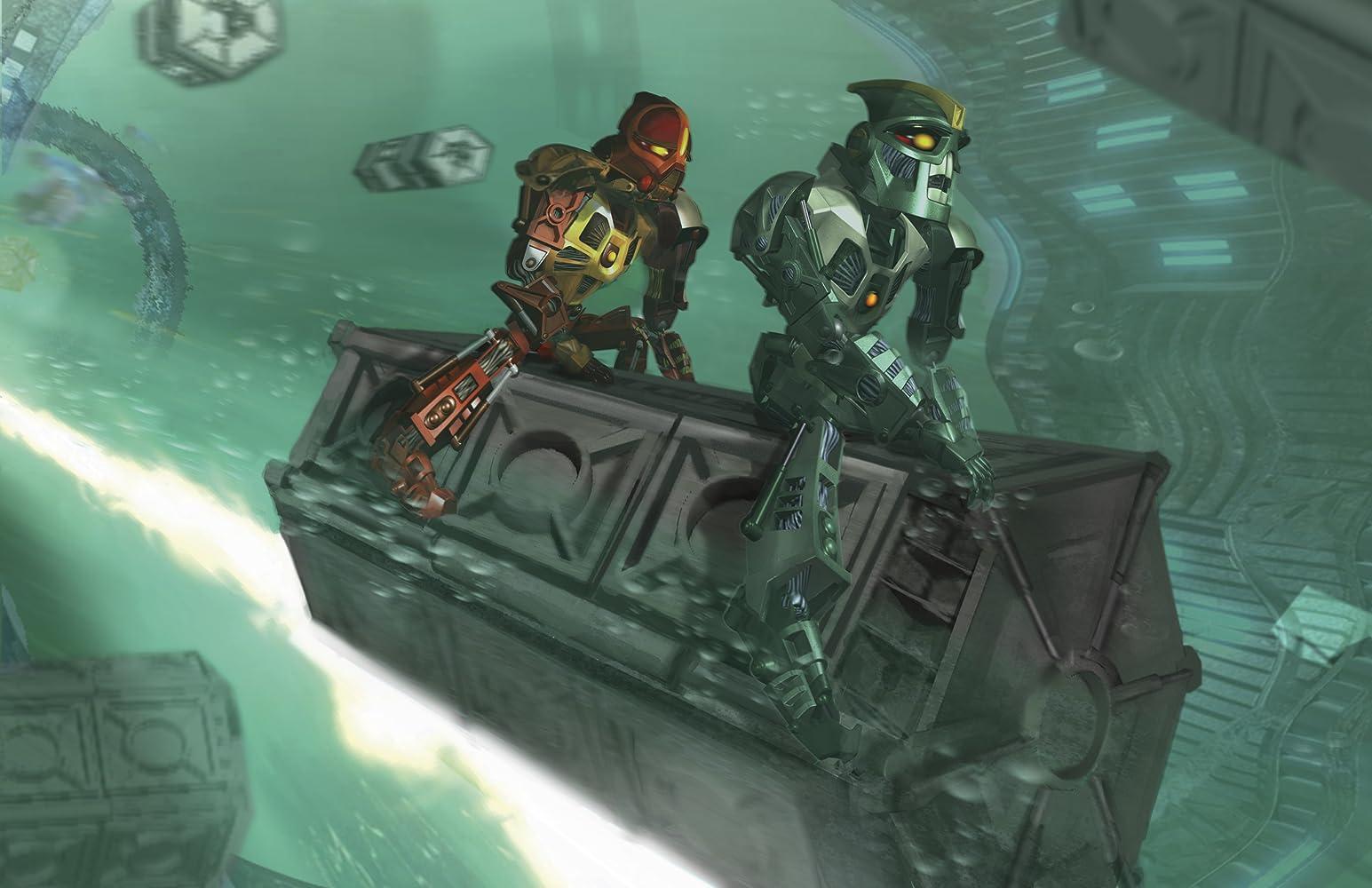 кадр №3 из фильма Бионикл 2: Легенда Метру Нуи (2004)