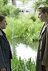 Hattie Morahan and Faye Marsay in The Bletchley Circle (2012)