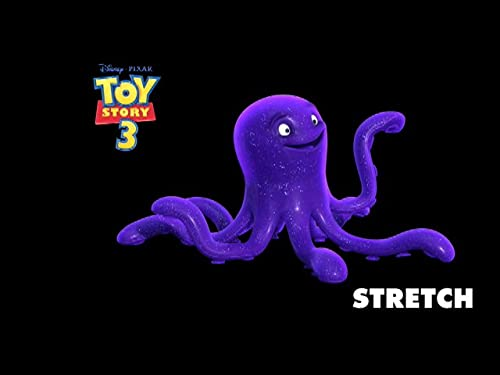 Toy Story 3 -- Stretch Character Reveal