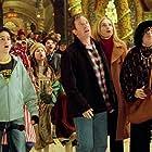 Tim Allen, Eric Lloyd, David Krumholtz, and Elizabeth Mitchell in The Santa Clause 2 (2002)