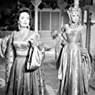 Ann Blyth and Dolores Gray in Kismet (1955)