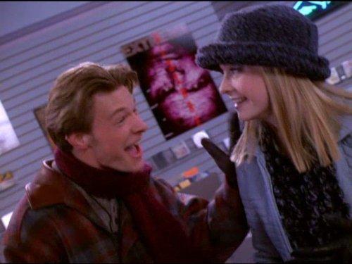 Sabrina The Teenage Witch 1996 Melissa joan hart (sabrina) nate richert (harvey) in. imdb