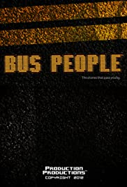 Bus People Poster