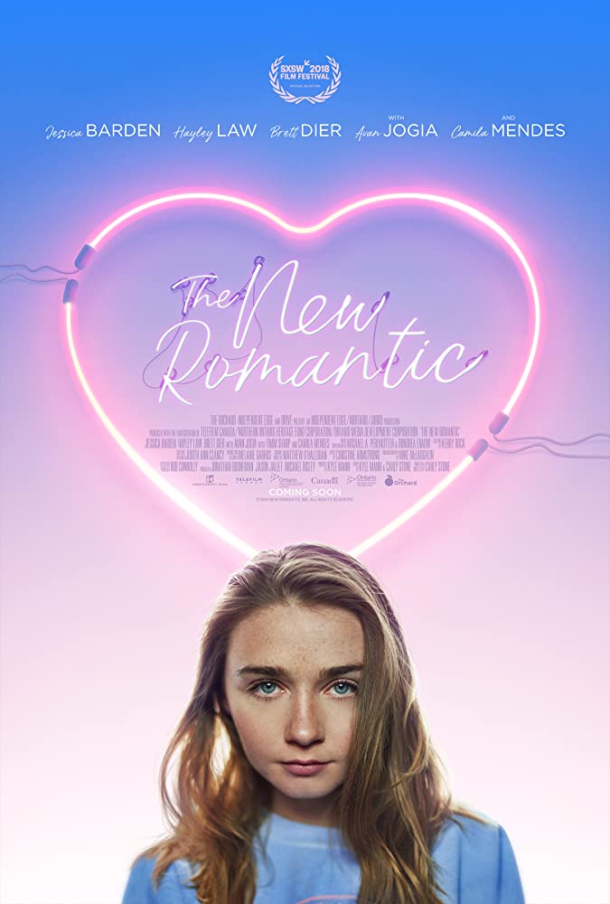 Jessica Barden in The New Romantic (2018)