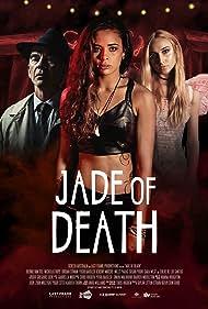 Nicholas Hope, Jordan Cowan, and Bernie Van Tiel in Jade of Death
