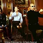 Julie Andrews, Hector Elizondo, and Anne Hathaway in The Princess Diaries (2001)