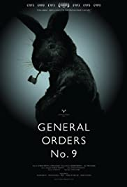 General Orders No. 9 (2009) Poster - Movie Forum, Cast, Reviews