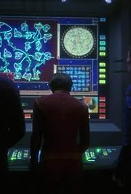 Scott Bakula, Jolene Blalock, and Connor Trinneer in Enterprise (2001)